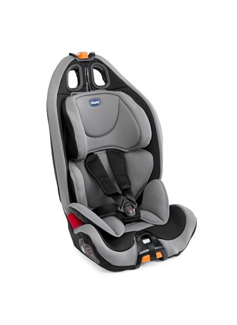 Chicco Gro-Up 123 Car Seat Sılver Renkli